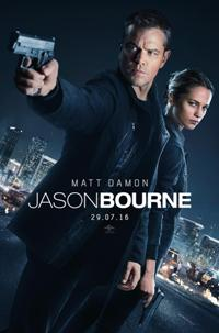 Película: Jason Bourne