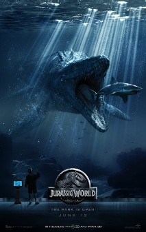 Película: Jurassic World
