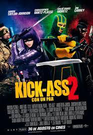 Película: Kick-Ass 2. Con un par