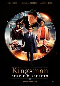 Película: Kingsman. Servicio Secreto
