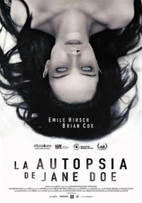 Película: La autopsia de Jane Doe