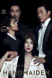 Película: La doncella (The handmaiden)