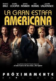 Película: La gran estafa americana