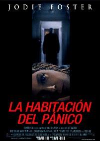 Película: La habitación del pánico