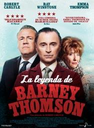 Película: La leyenda de Barney Thomson