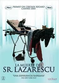 Película: La muerte del señor Lazarescu
