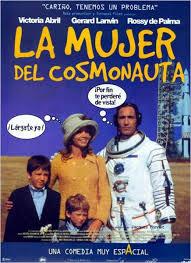 Película: La mujer del cosmonauta