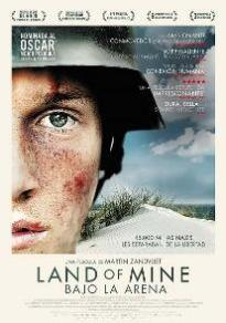 Película: Land of mine. Bajo la arena