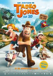Película: Las aventuras de Tadeo Jones