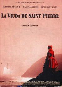 Película: La viuda de Saint-Pierre