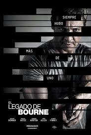 Película: El legado de Bourne