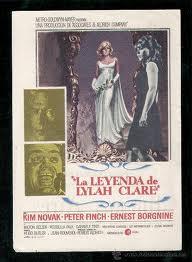 Película: La leyenda de Lylah Clare