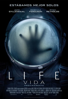 Película: Life. Vida