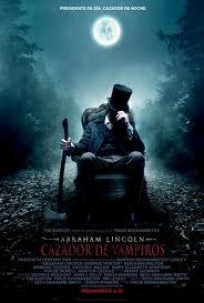 Película: Abraham Lincoln. Cazador de vampiros