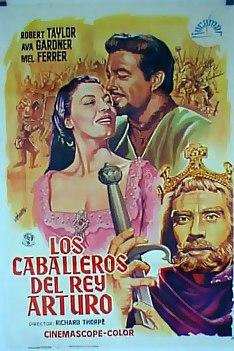 Película: Los caballeros del Rey Arturo