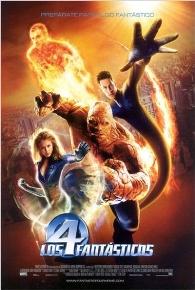 Película: Los Cuatro Fantásticos