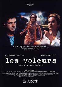 Película: Los ladrones