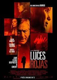 Película: Luces rojas