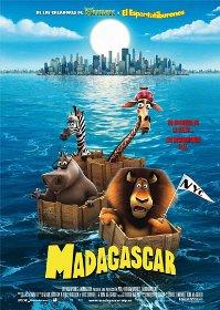 Película: Madagascar