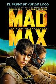 Película: Mad Max: Furia en la carretera