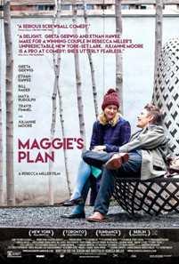 Película: Maggie's plan