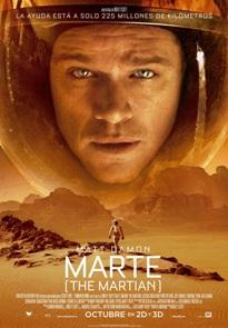 Película: Marte (The martian)