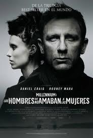 Película: Millennium: Los hombres que no amaban a las mujeres