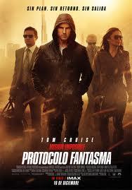 Película: Misión: Imposible. Protocolo Fantasma