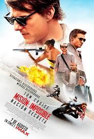 Película: Misión Imposible : Nación secreta
