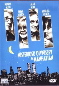 Película: Misterioso asesinato en Manhattan