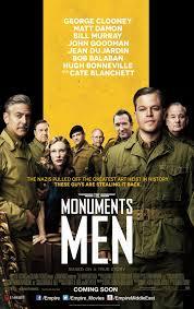 Película: Monuments Men