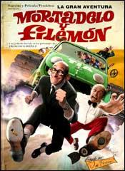 Película: La gran aventura de Mortadelo y Filemón