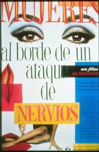 Película: Mujeres al borde de un ataque de nervios