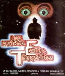 Película: Los nuevos extraterrestres