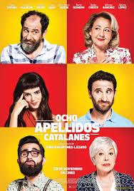Película: Ocho apellidos catalanes