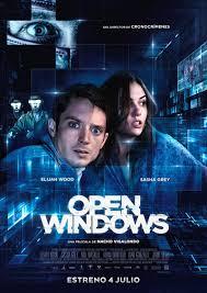 Película: Open Windows