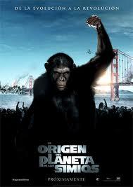 Película: El origen del planeta de los simios