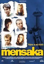 Película: Páginas de una historia. Mensaka