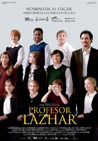 Película: Profesor Lazhar