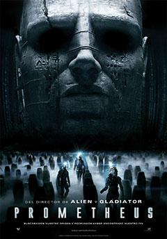 Película: Prometheus