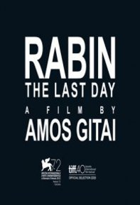 Película: Rabin, the last day