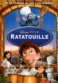 Película: Ratatouille