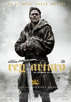 Película: Rey Arturo: La leyenda de Excálibur