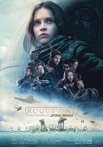 Película: Rogue One. Una historia de Star Wars