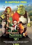 Película: Shrek, felices para siempre