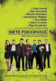 Película: Siete psicópatas