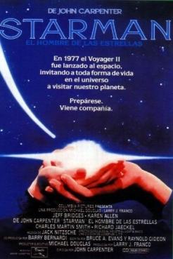 Película: Starman. El hombre de las estrellas