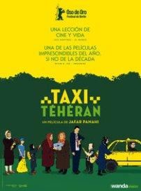 Película: Taxi Teherán