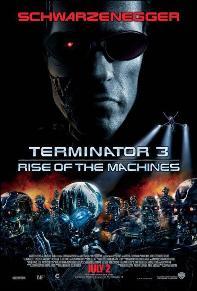 Película: Terminator 3: La rebelión de las máquinas
