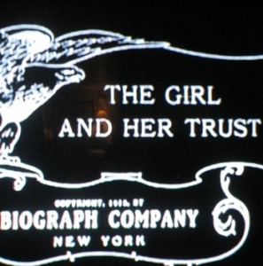 Película: The girl and her trust